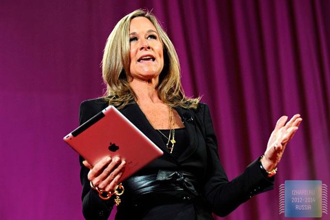 Анджела Арендс проболталась о дате выхода Apple Watch