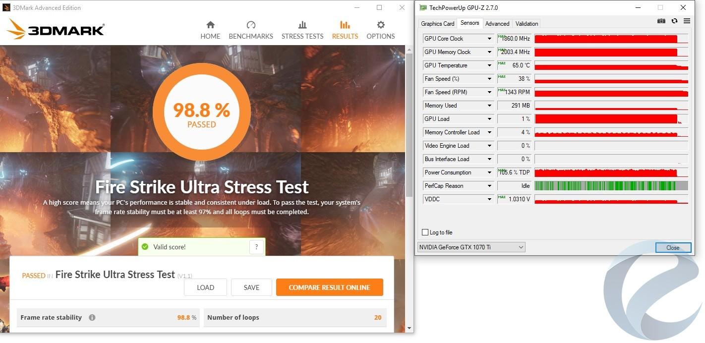 Обзор и тестирование видеокарты ASUS ROG Strix GeForce GTX