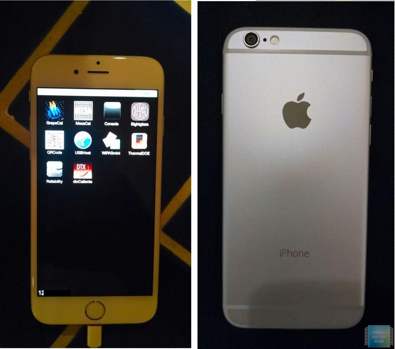 В eBay выставили на продажу прототип iPhone 6
