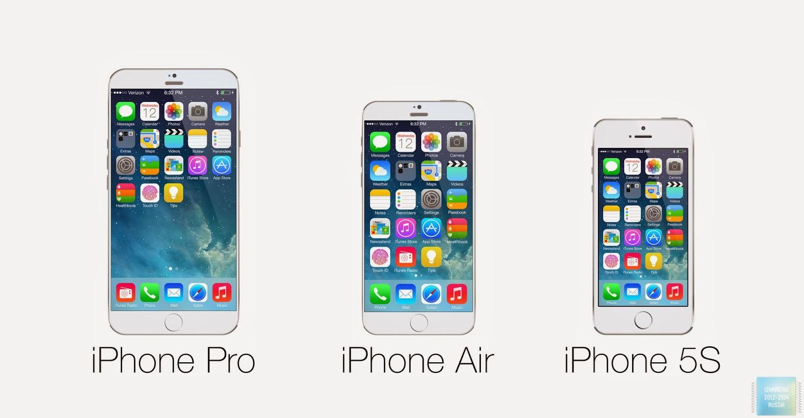 iPhone 6 представлен официально!