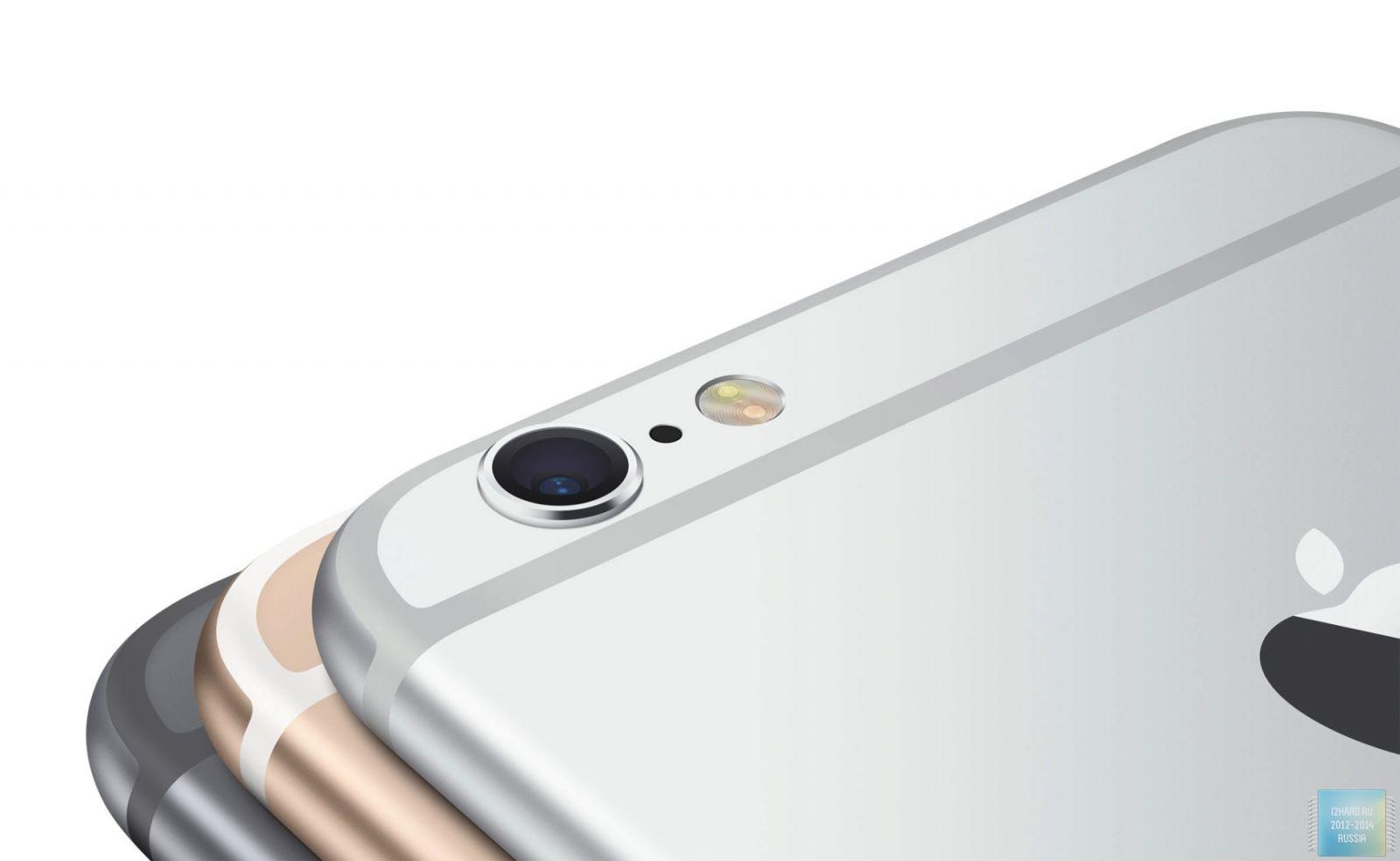 iPhone 6 имеет лучшую камеру