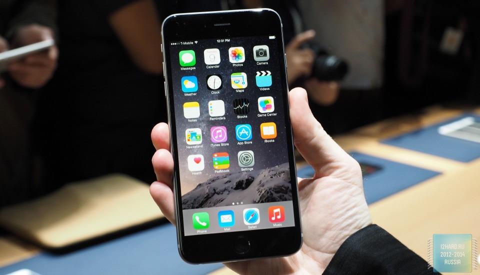 iPhone 6 Plus — самый продаваемый смартфон