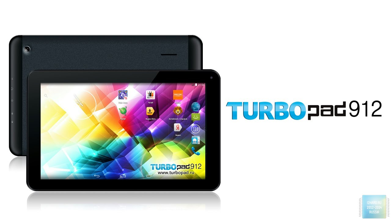 TurboPad 912