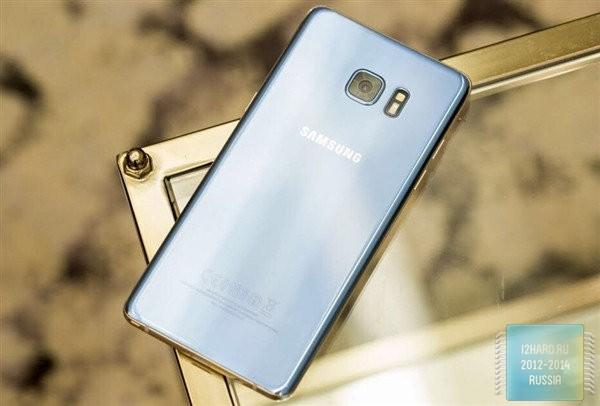 Самсунг Galaxy Note 7 вмодификации 6/128 Гбоценен в $914