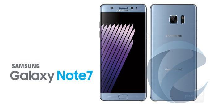 Самсунг обнародует причину возгарания Galaxy Note 7 кНовому году