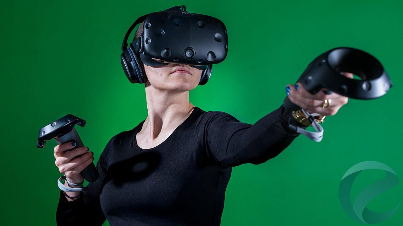 HTC готовит второе поколение VR-шлема Vive