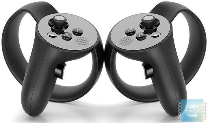 Oculus Touch будет стоить $200, релиз в декабре