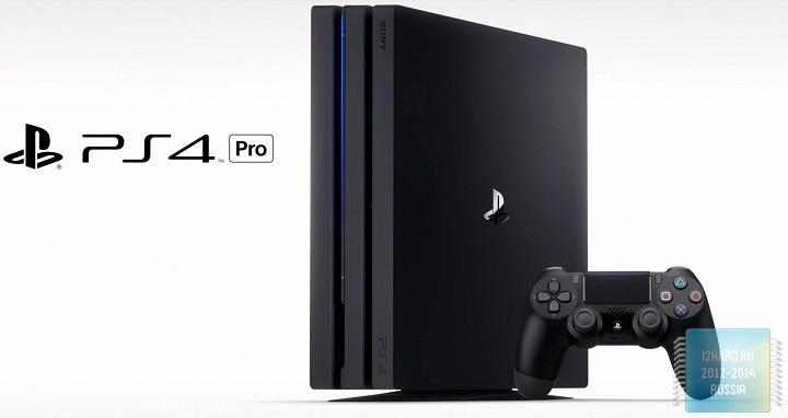 PS 4 Pro— Мощная игровая консоль споддержкой 4K иценой $399