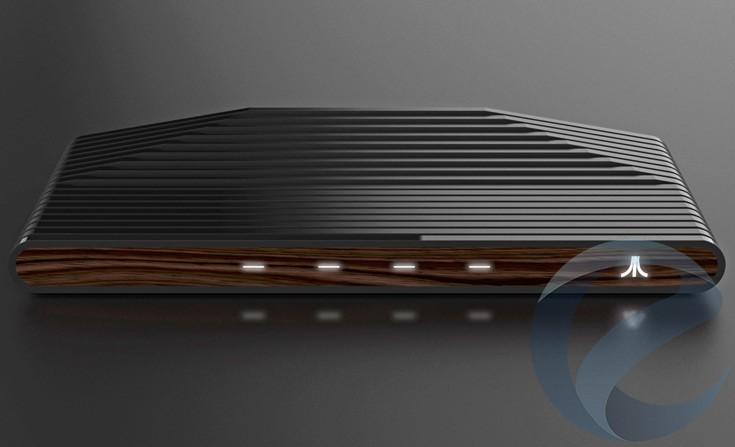 Atari представит новейшую игровую приставку данной осенью
