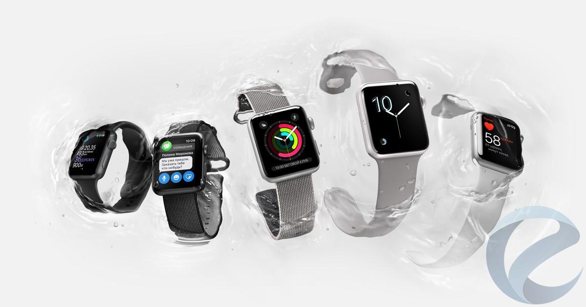 Apple Watch 3 выпустят во 2-ой половине года