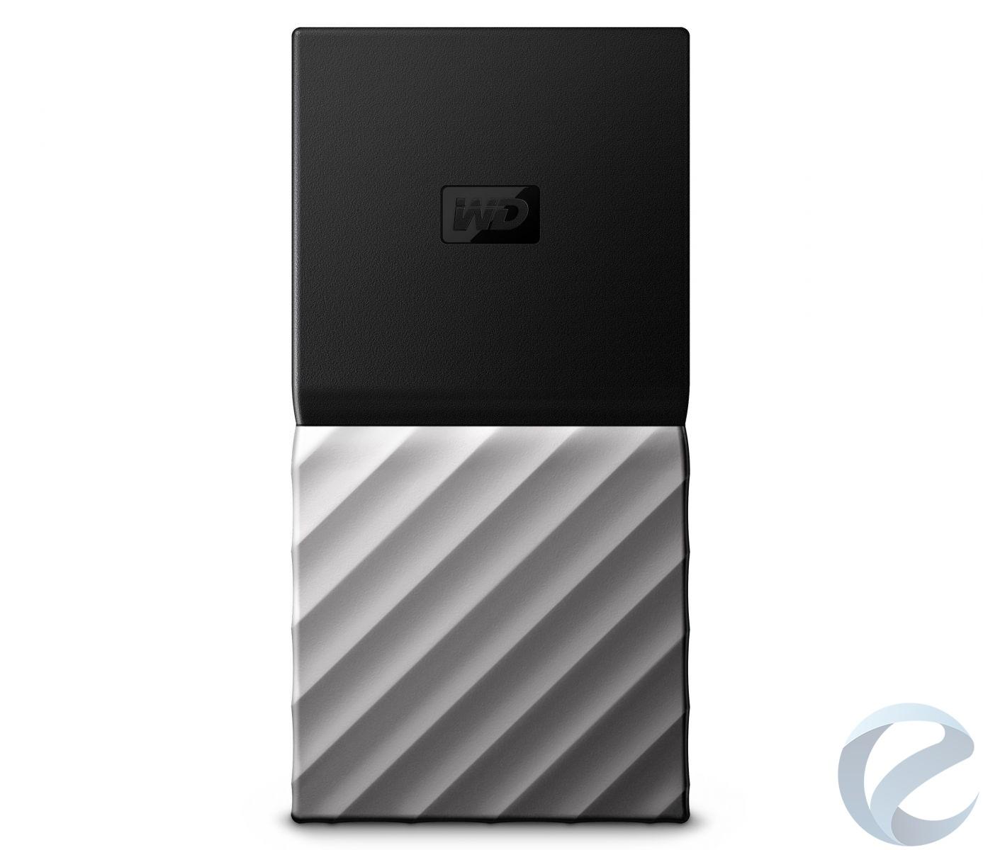 Western Digital Corporation выпустила высокоскоростной накопитель MyPassport SSD