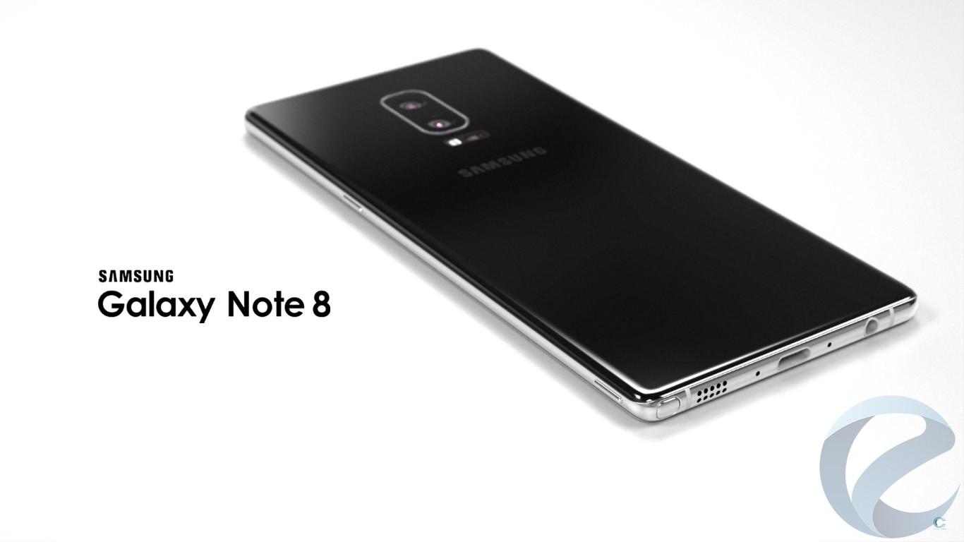Самсунг Galaxy Note 8 покажут осенью