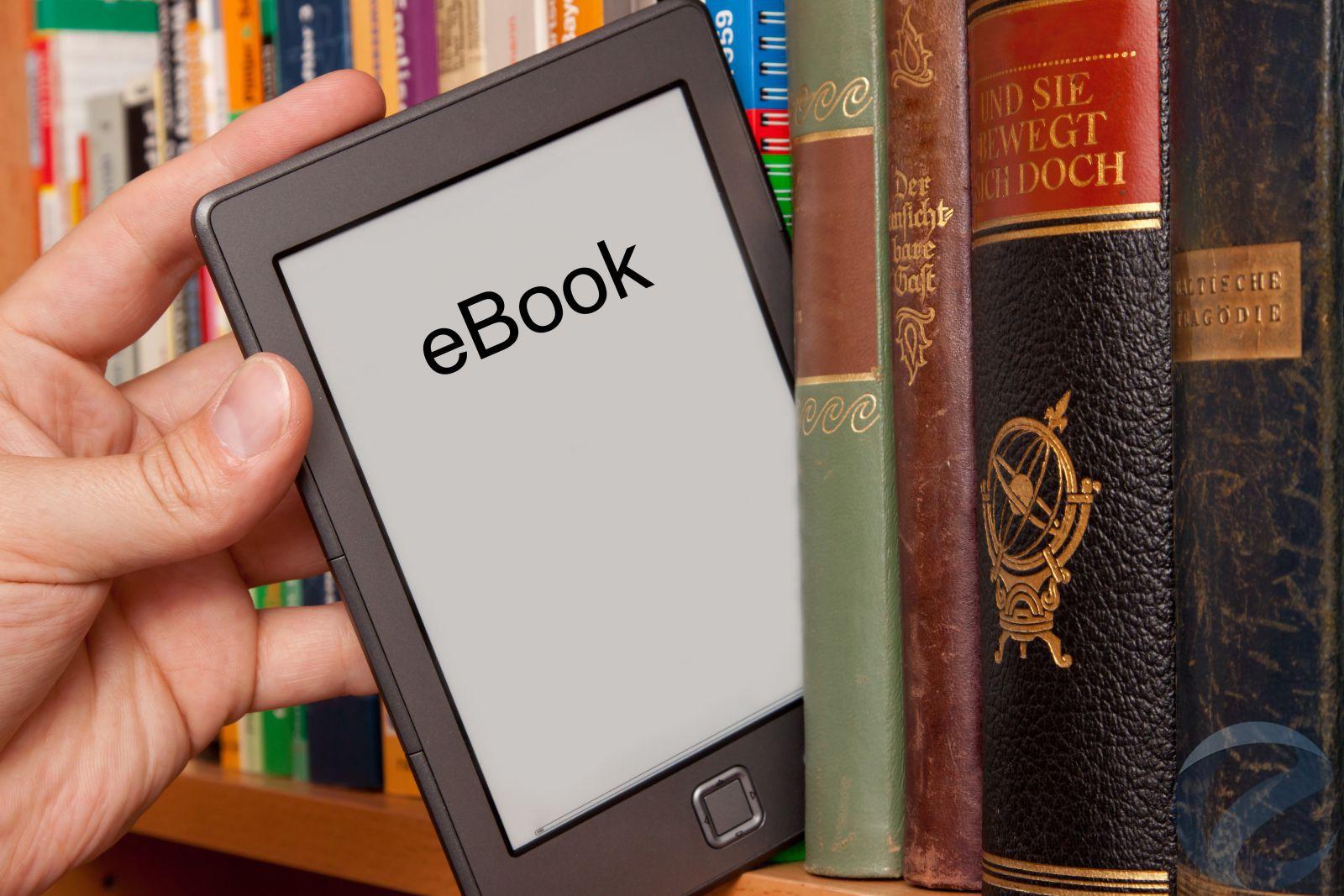 книги электронные фото