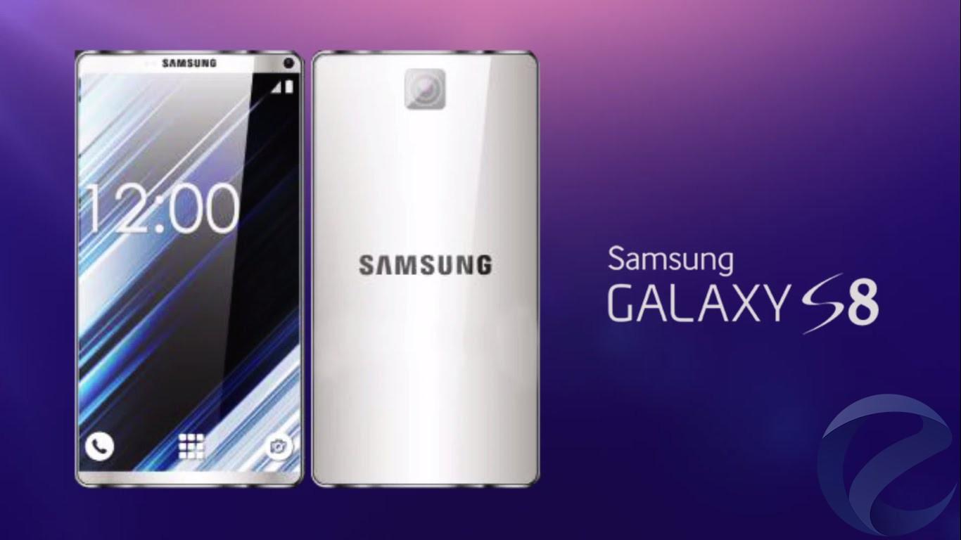 Самсунг  оснастит смартфон Galaxy S8 сканером узнаваемости посетчатке глаза