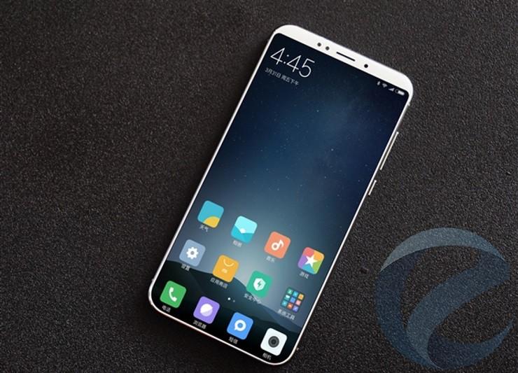 Xiaomi Mi6 выйдет всередине весны