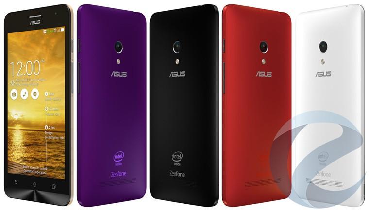 В2017 Asus желает реализовать вдвое больше телефонов