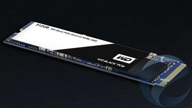 Western Digital представила твёрдотельные накопителиWD Black PCIe