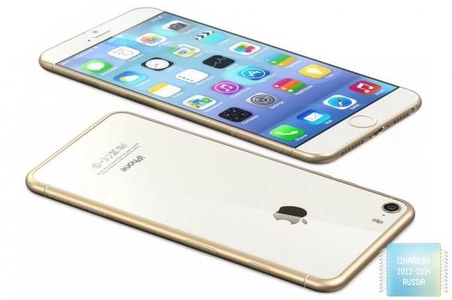iPhone 6 задняя панель