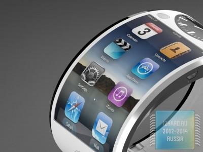 Компания Apple получила патент на браслет iTime