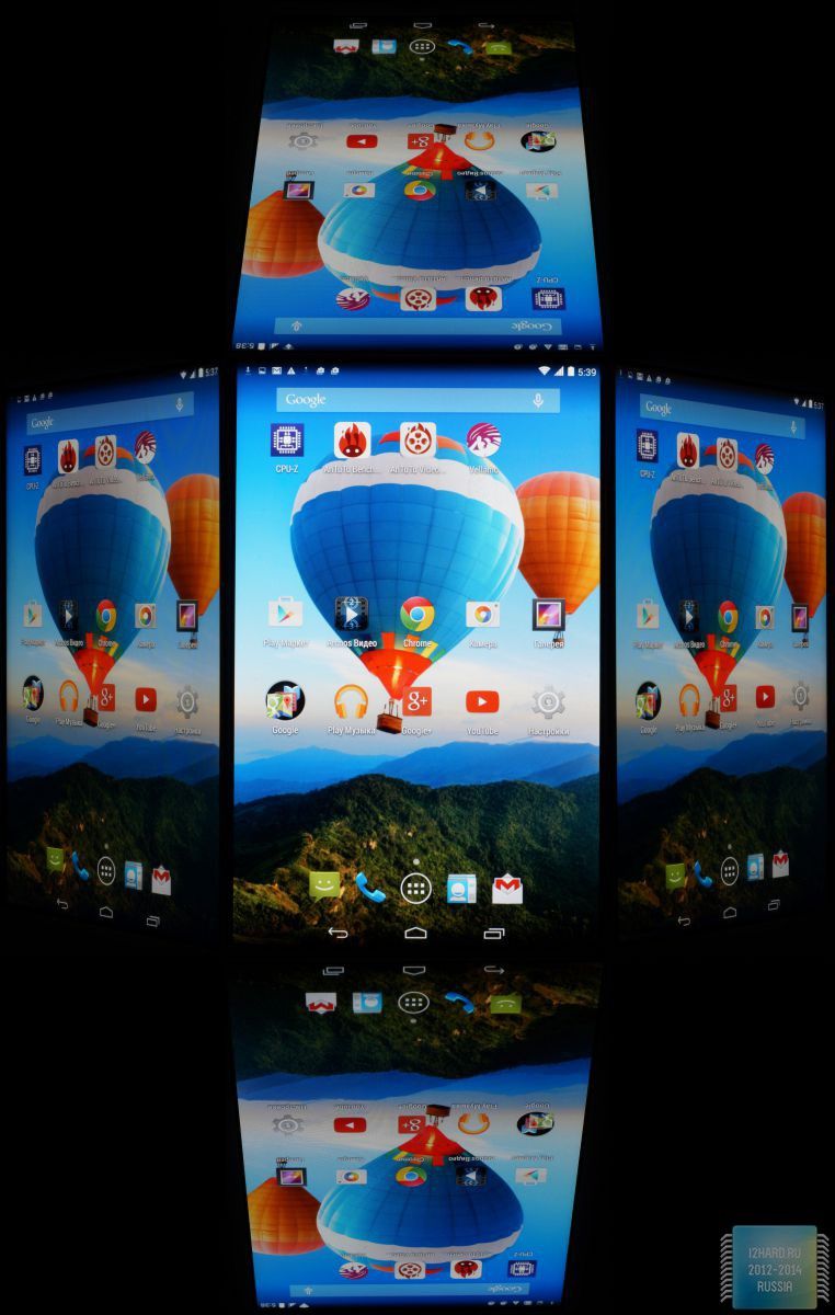 Экран планшета ARCHOS 80b Xenon