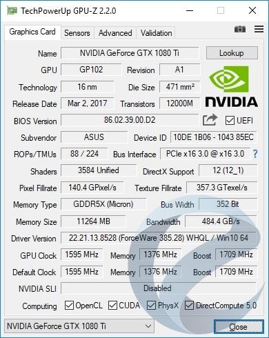 Обзор и тест видеокарты Asus ROG GeForce GTX 1080 Ti Poseidon — i2HARD
