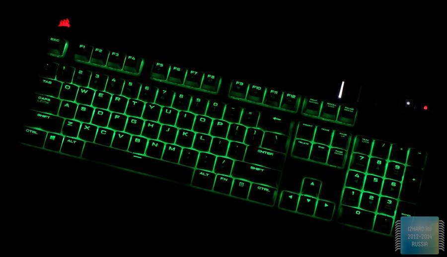 Обзор игровой клавиатуры Red Square Tesla RGB ...
