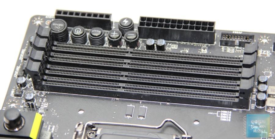 Про схему работы слотов PCI-E