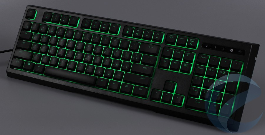 Обзор клавиатуры Razer Ornata Chroma