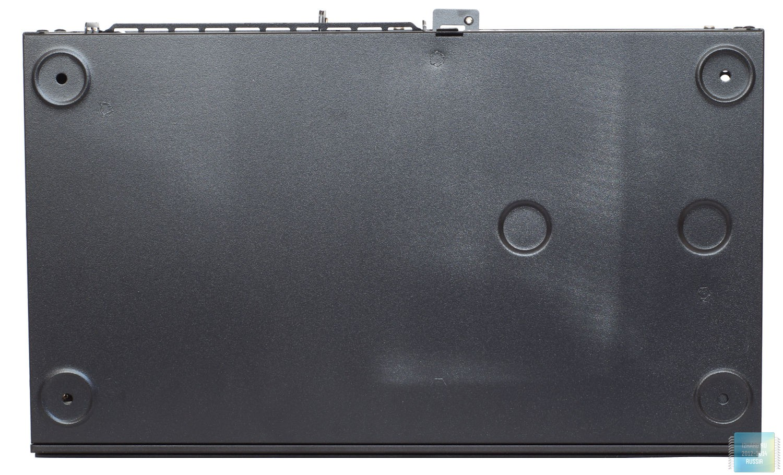 Внешний вид и внутреннее строение корпуса SilverStone ML06B