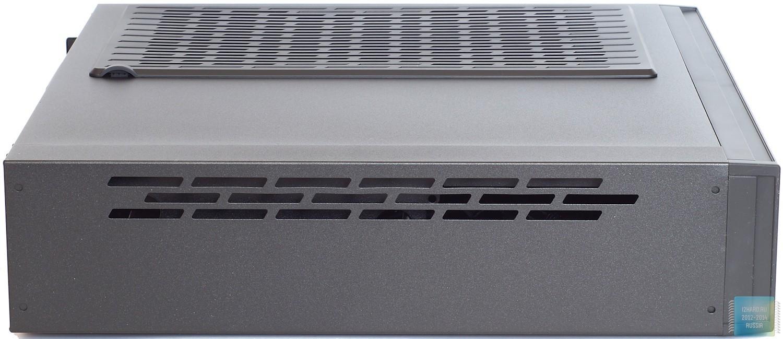 Внешний вид и организация корпуса SilverStone ML08B