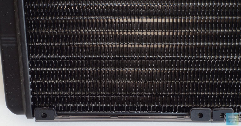 Внешний вид системы жидкостного охлаждения SilverStone TD02-E