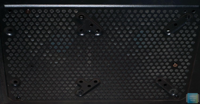Установка системы жидкостного охлаждения SilverStone TD02-E