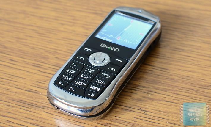 Игры на маленький телефон Lexand Mini