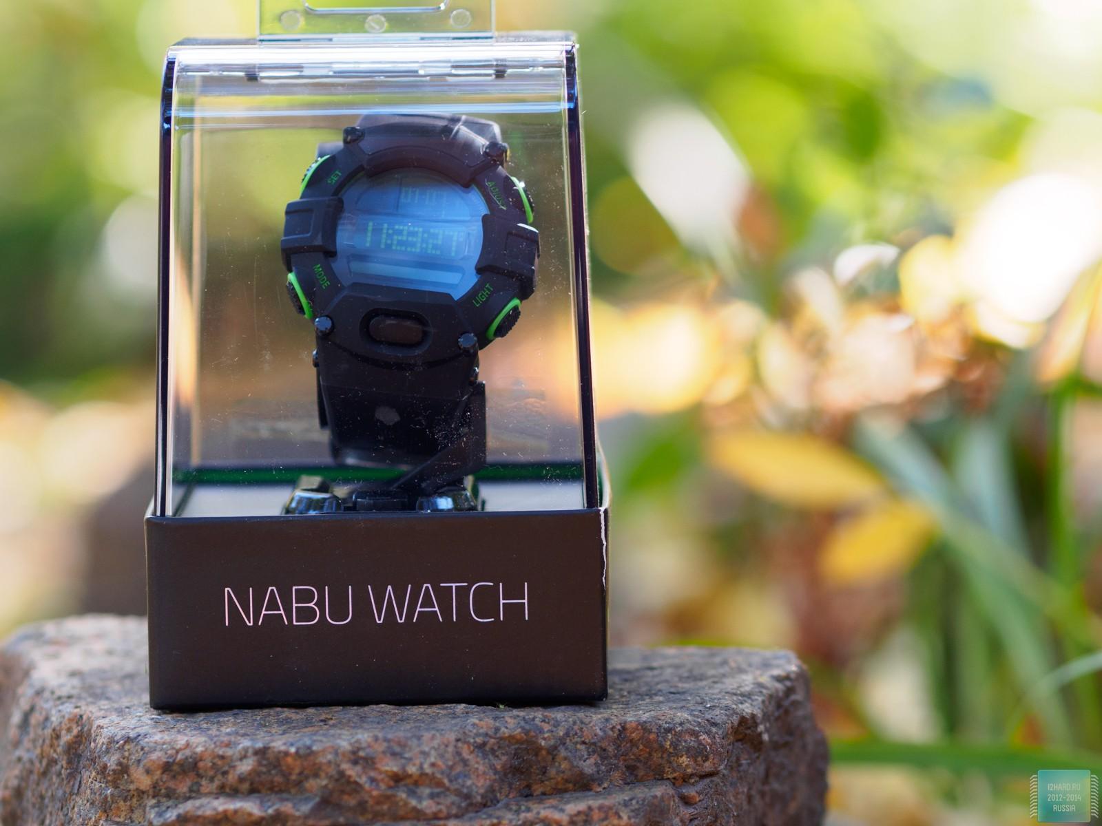Razer Nabu Watch I2hard