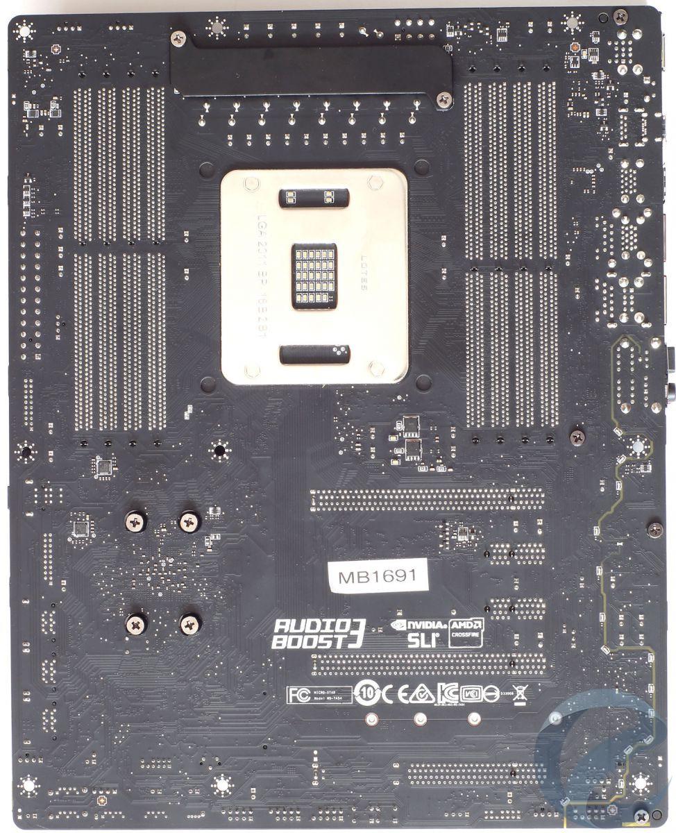 Внешний вид и особенности материнской платы MSI X99A TOMAHAWK