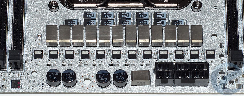 Внешний вид и особенности материнской платы MSI X99A XPOWER GAMING TITANIUM