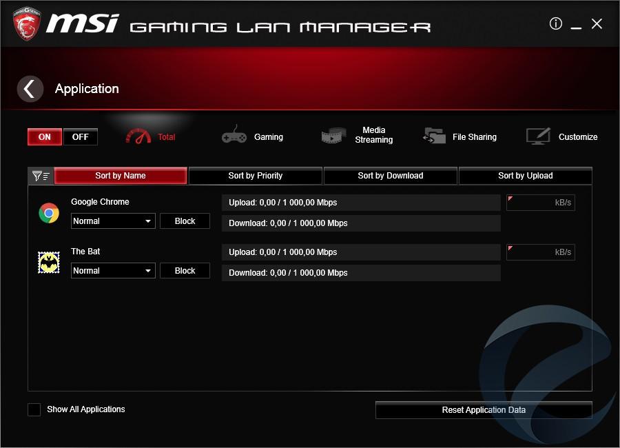 Программное обеспечение платы MSI Z170A MPOWER GAMING TITANIUM