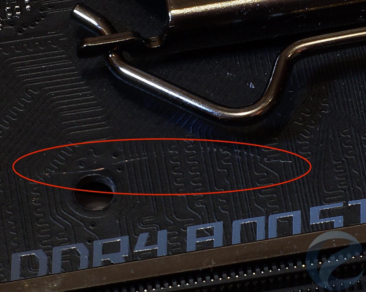 Разгон на материнской плате MSI Z370 GAMING M5