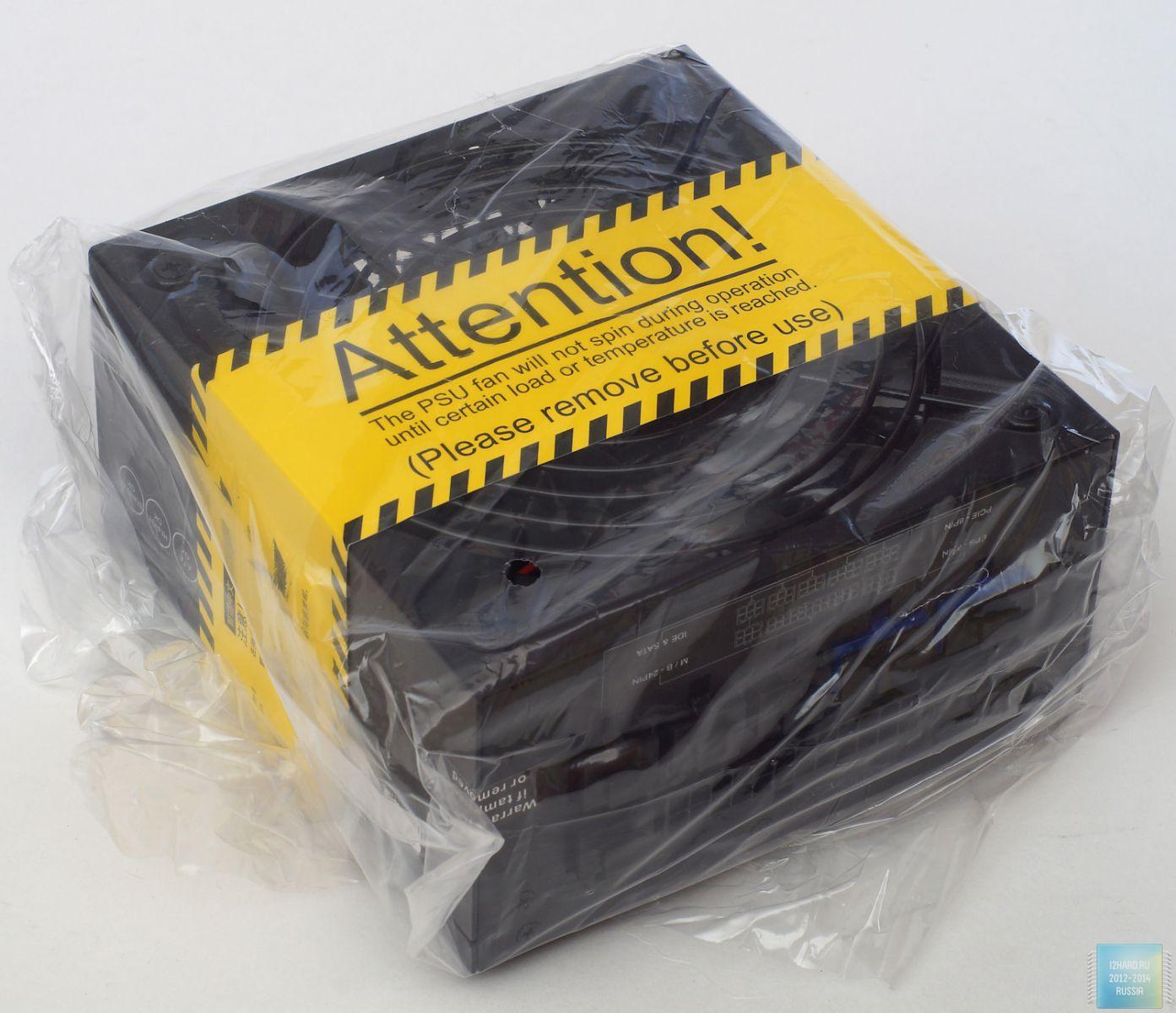 Упаковка и комплектация SFX-L блока питания SilverStone SX700-LPT