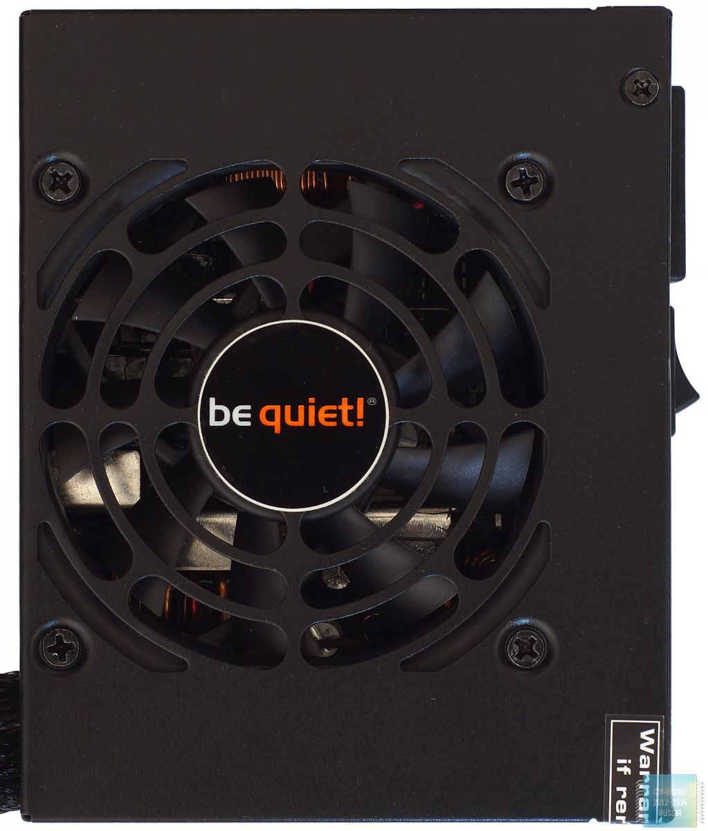Внешний вид блока питания be quiet! SFX Power 2 400W