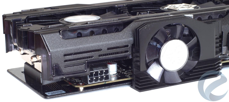 Дизайн и особенности видеокарты Inno3D iChiLL GeForce GTX 1070 Ti X4