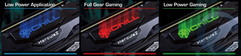 Тестовый стенд с видеокартой Inno3D iChiLL GeForce GTX 1070 Ti X4