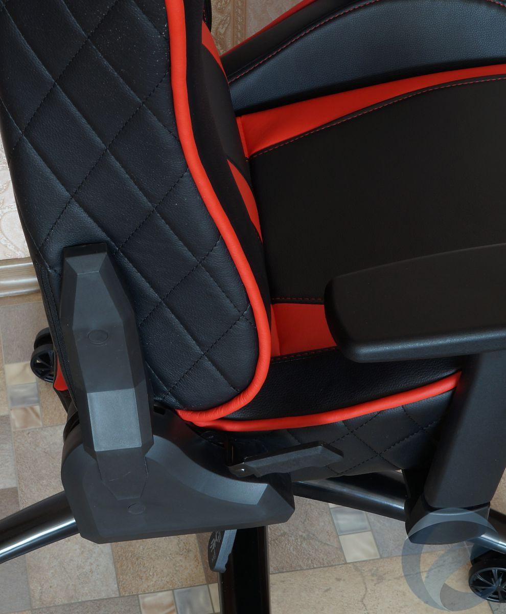 Сборка и комментарии по игровому креслу ThunderX3 TGC30