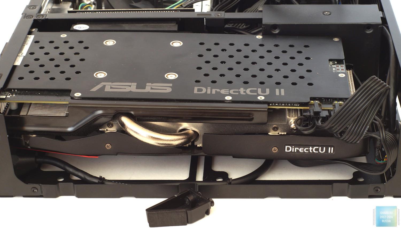Сборка в корпусе Fractal Design NODE 202
