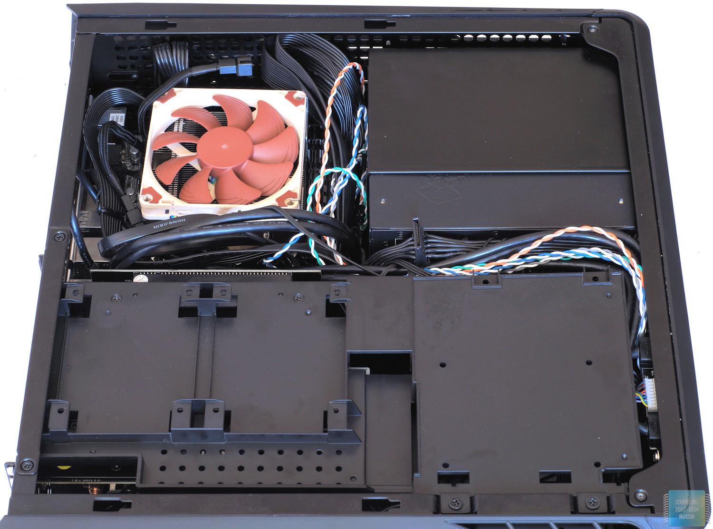 Особенности сборки в корпусе SilverStone RAVEN RVZ01-E