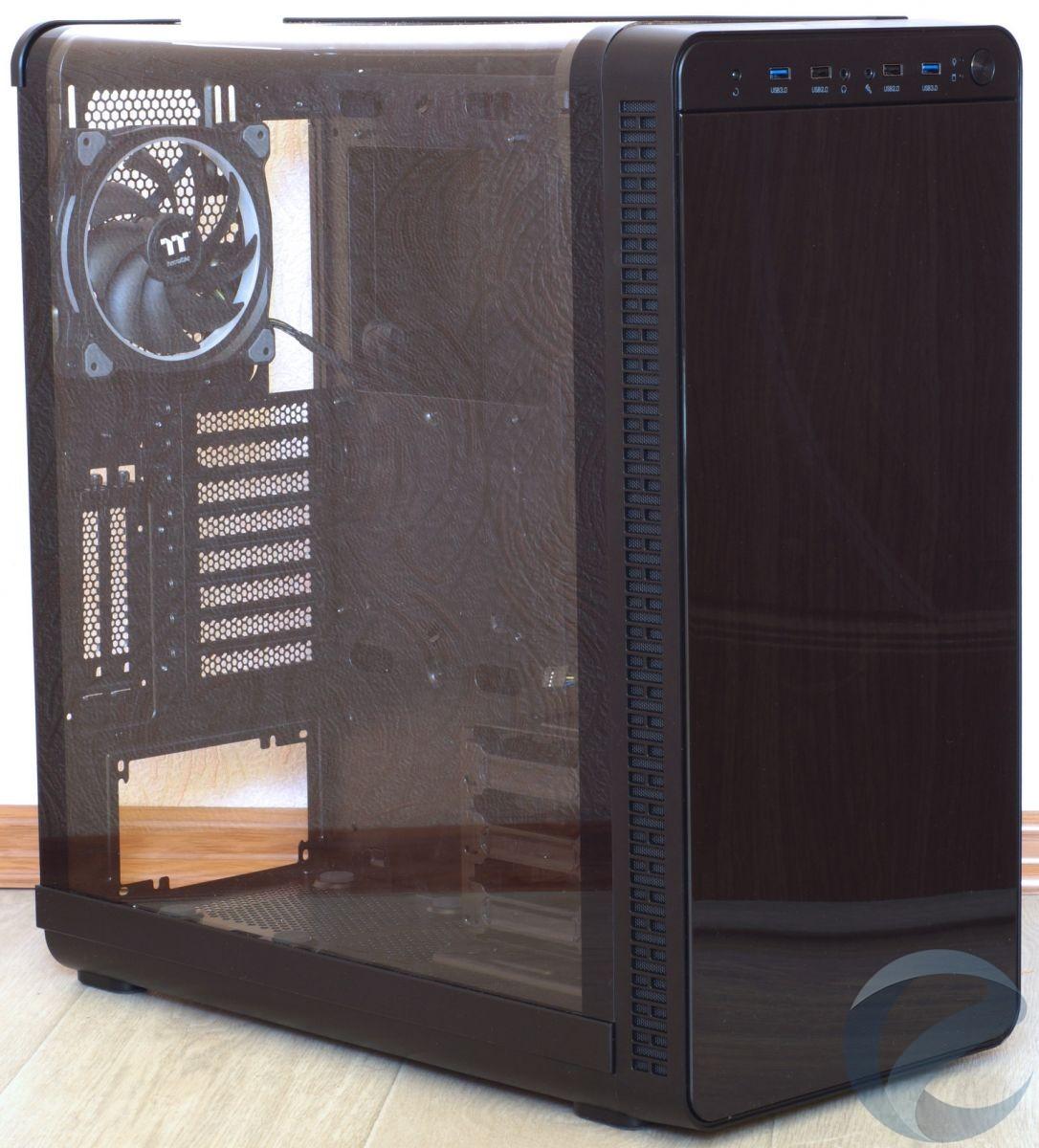 Внешний вид и организация Mid-Tower корпуса Thermaltake View 37 RGB Edition