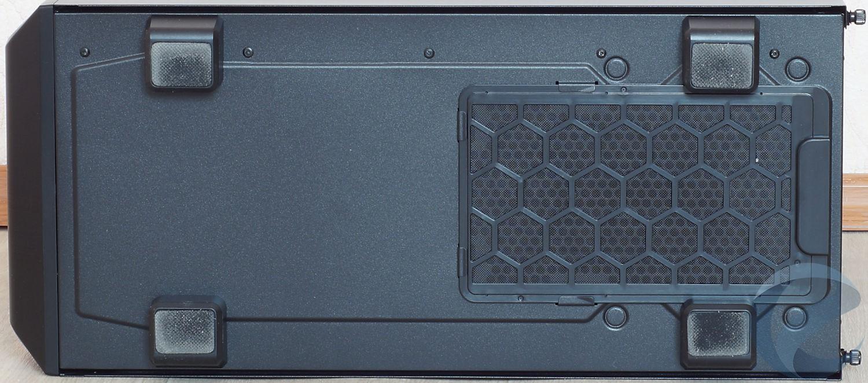 Внешний вид и строение корпуса be quiet! Pure Base 600