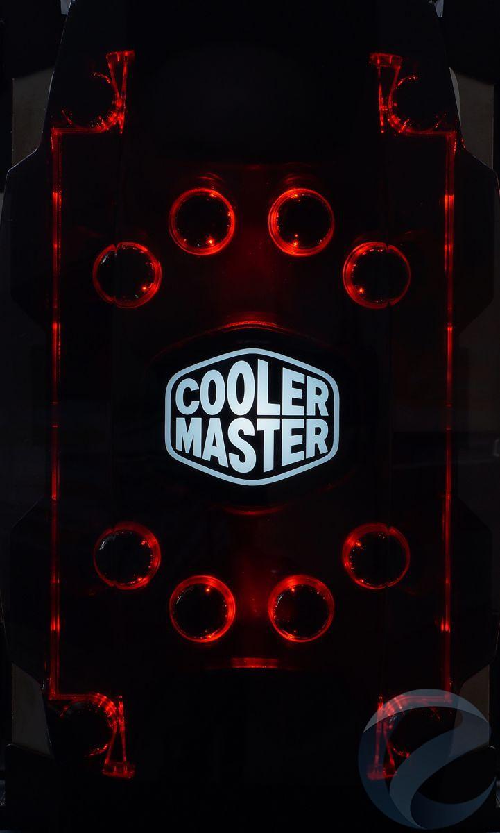 Тестовый стенд с кулером Cooler Master MasterAir Maker 8