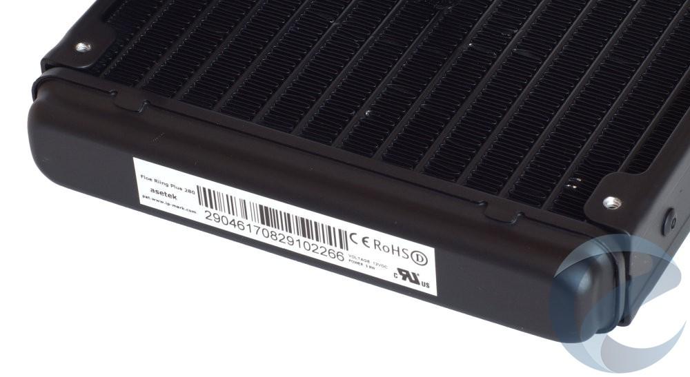 Внешний вид СЖО Thermaltake Floe Riing RGB 280