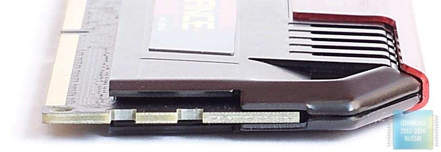 Внешний вид комплекта оперативной памяти Corsair Vengeance Pro 8GB DDR3L (CMY8GX3M2C2133C11R)